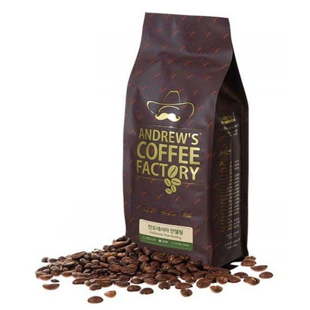 앤드류 인도네시아 만델링 1kg 당일로스팅 원두 커피