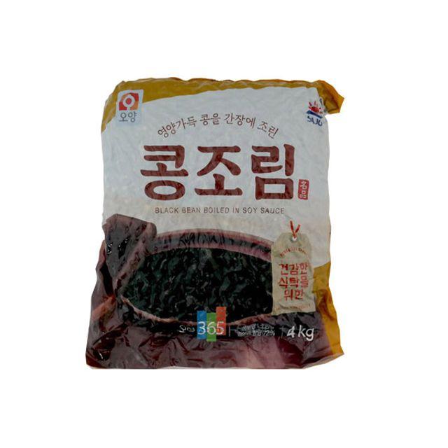 사조오양 콩조림 4kg