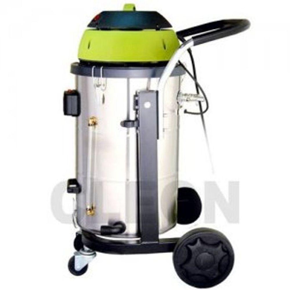 잔수 처리기 60L 2모터 수영장 물 흡입 배수 청소