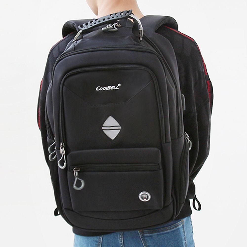 방수백팩 노트북 멀티 수납 여행백팩 남성가방 데일리