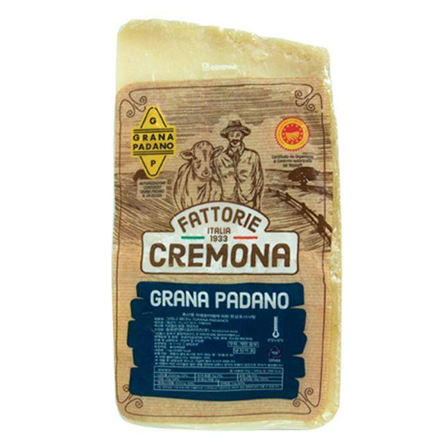 CREMONA 그라나파다노 치즈블럭 1kg