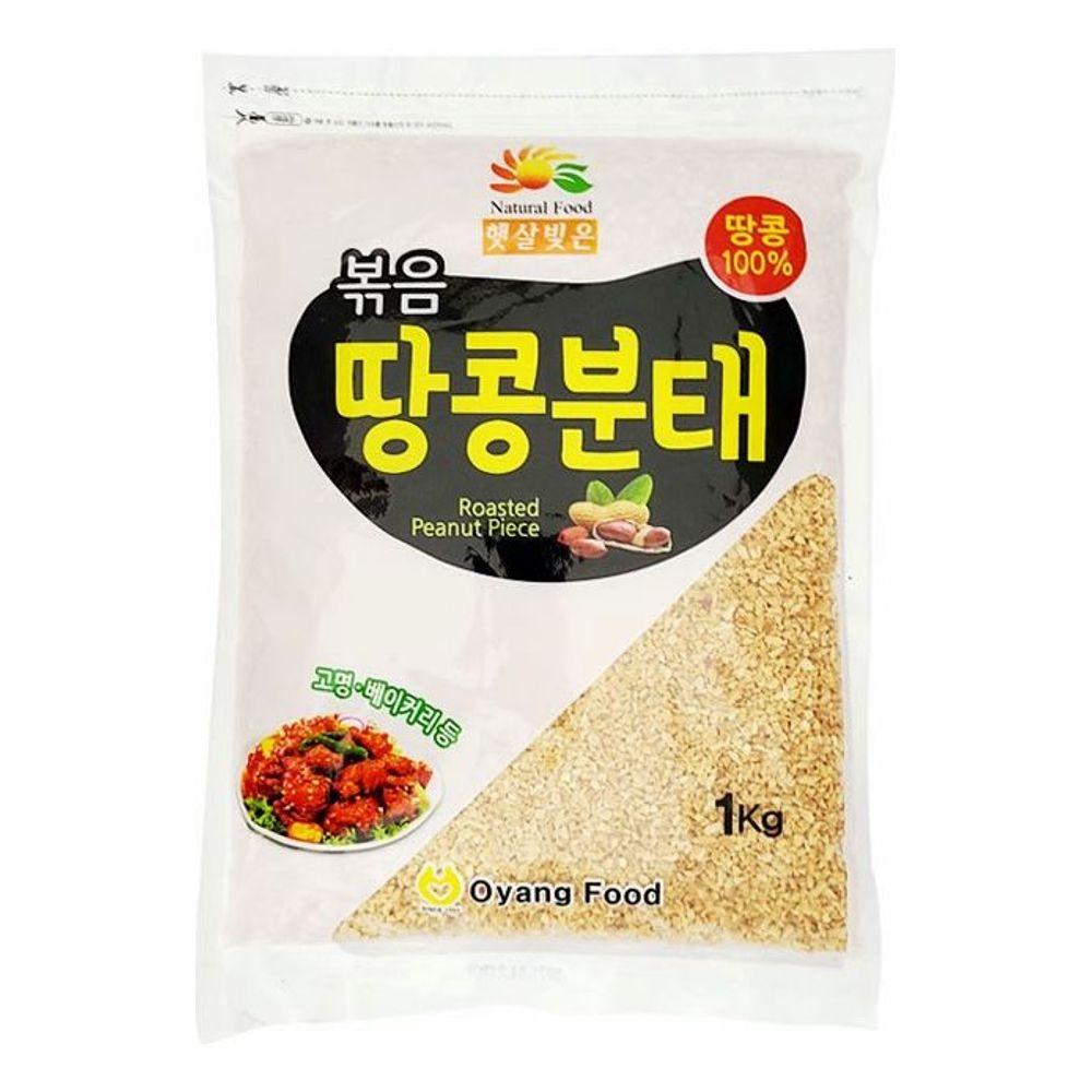 햇살빚은 볶음 땅콩 분태 1kg 고명 베이커리 땅콩 100