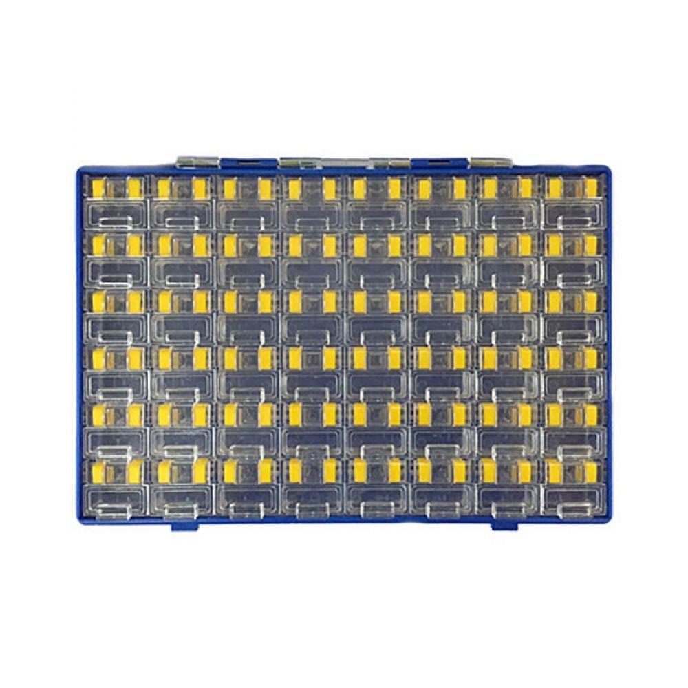 SMD칩박스 파일케이스 부품케이스 CA305-2