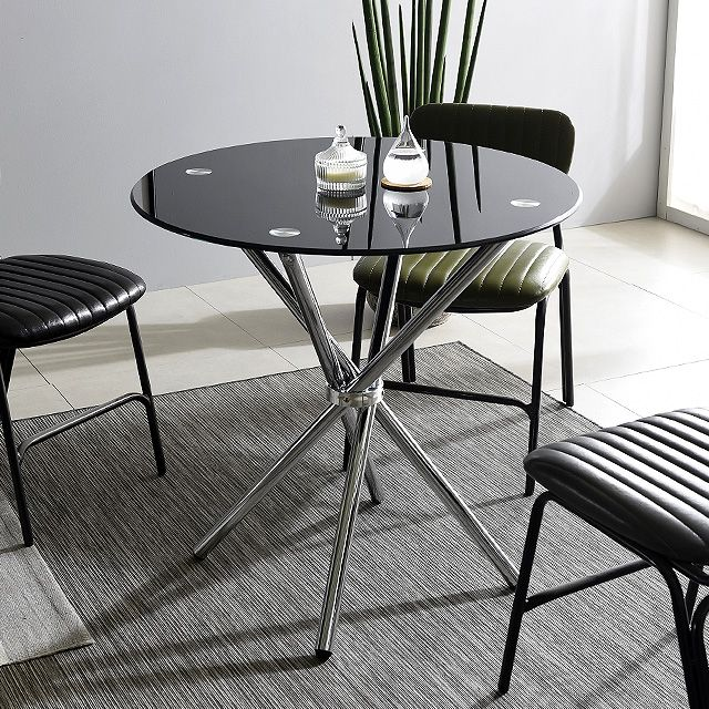 K36 800원형 테이블세트 회의실테이블