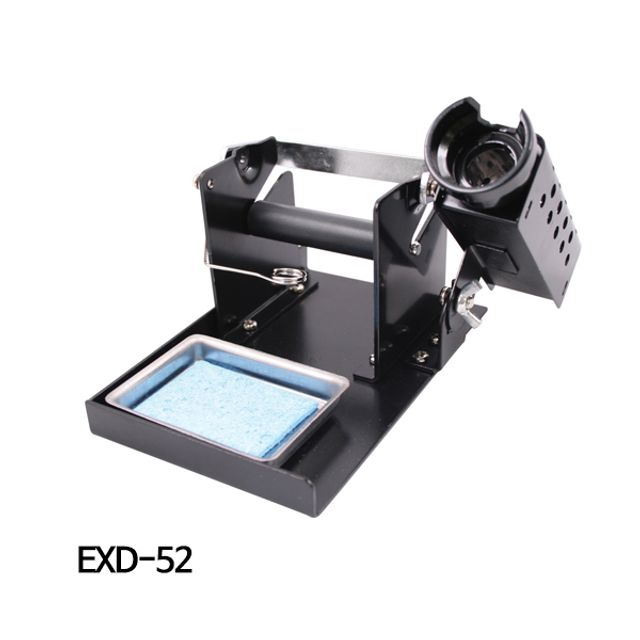 엑소 인두기 인두기받침대 아연 EXD-52