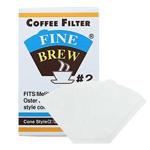 화인브루 커피필터 소 40개입