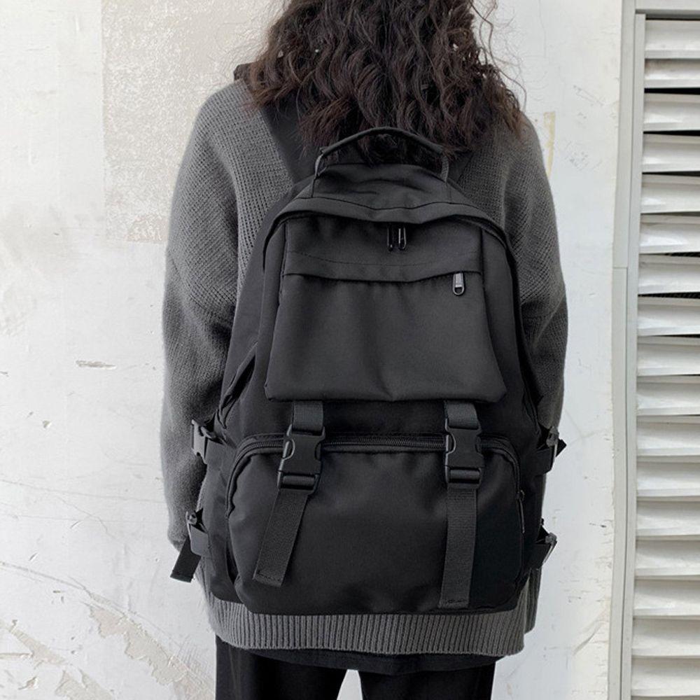 빅포켓 백팩 신학기 학생가방 남녀공용 여행가방