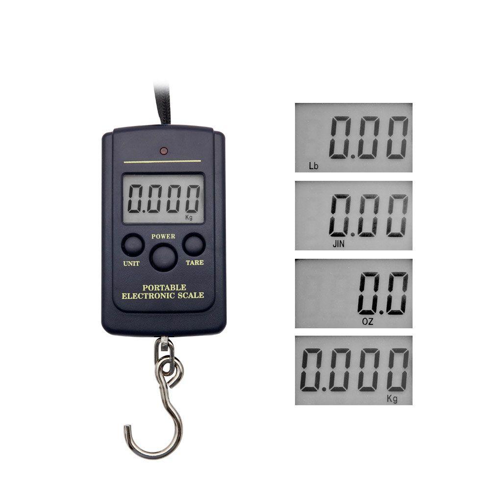 Coms 수하물 무게 측정 휴대용 디지털 손저울