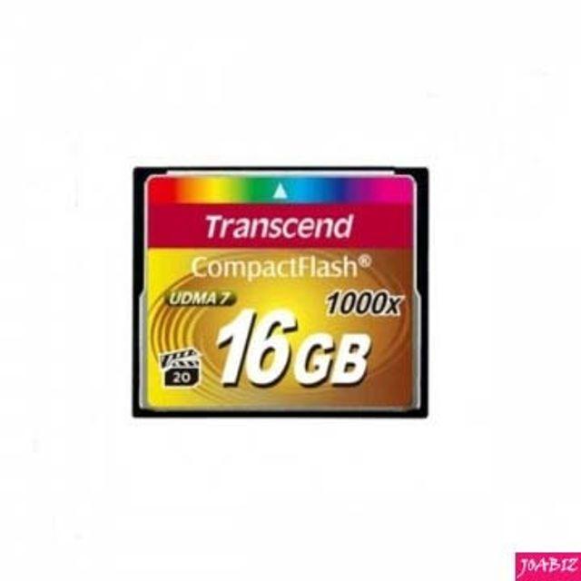 트랜센드 CF UDMA 7 1000X 16GB 메모리리더기
