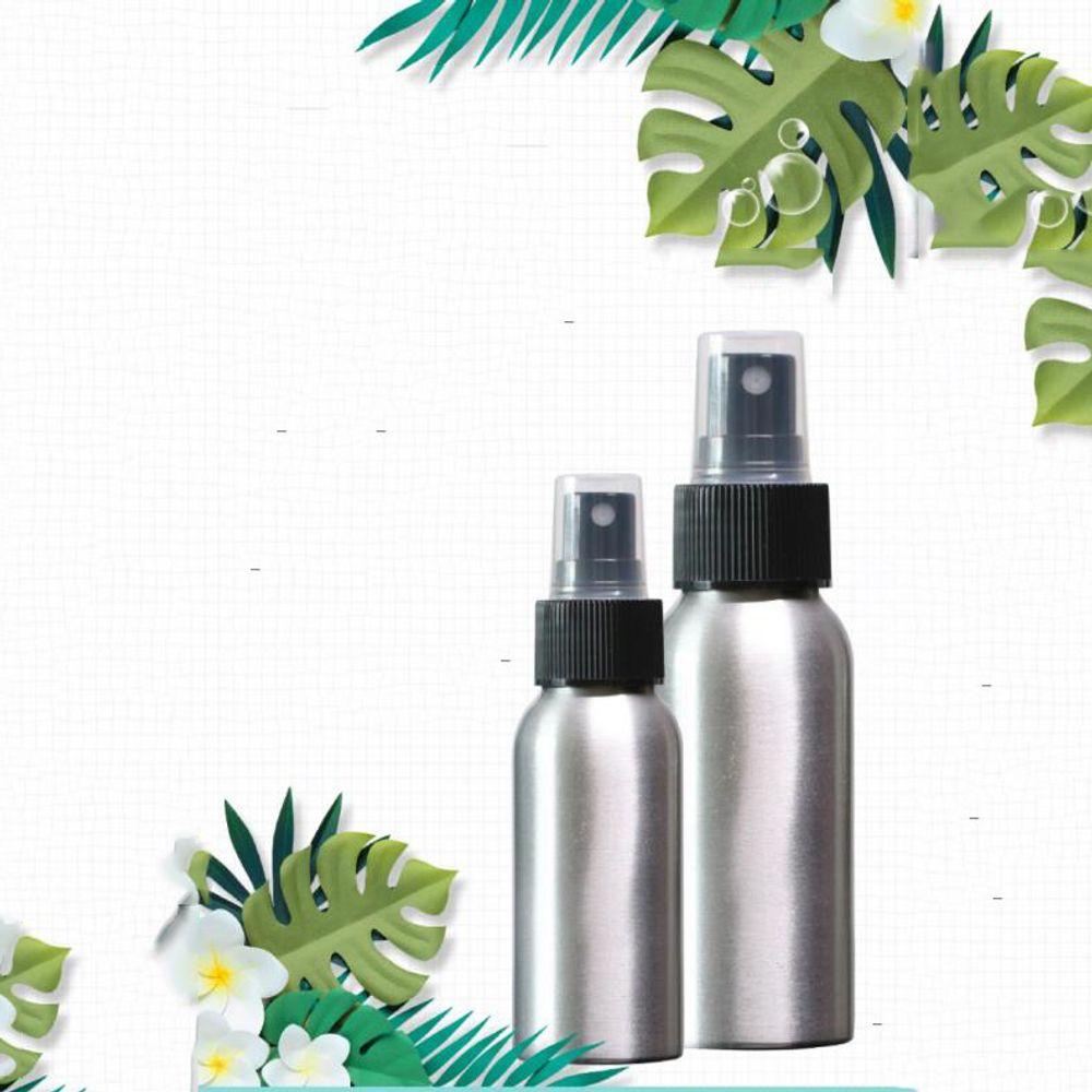 키밍 알루미늄 스프레이 공병 샴푸 리필 여행 화장품