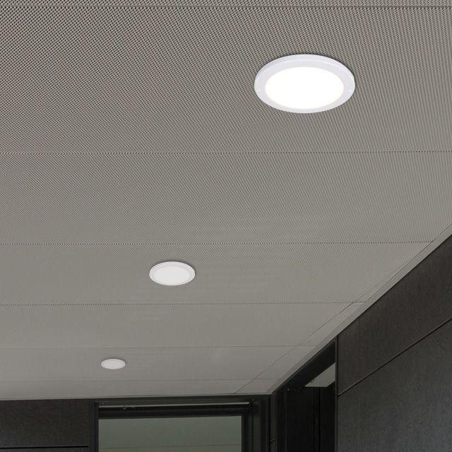 LED 무타공 슬림엣지직부(원형 220파이) LED20W