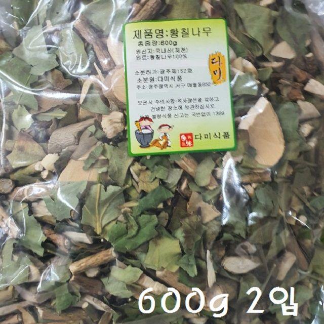 국내산 제천 황칠나무 1200g