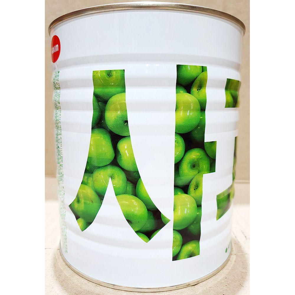사과잼 캔 가람 3kg x6개 업소용 사과쨈 식당용 업소