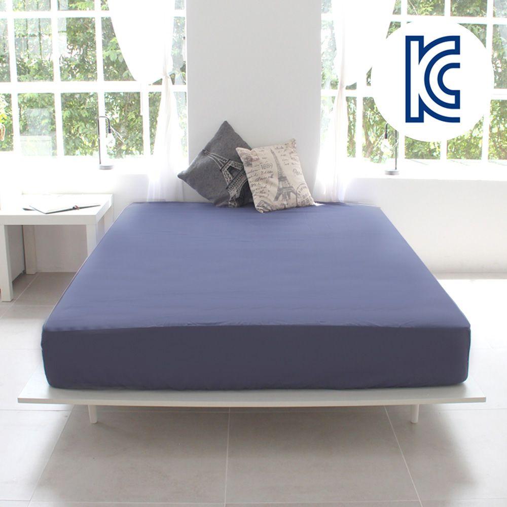 슈퍼싱글 침대 매트리스커버/항균 매트커버 시트 패드