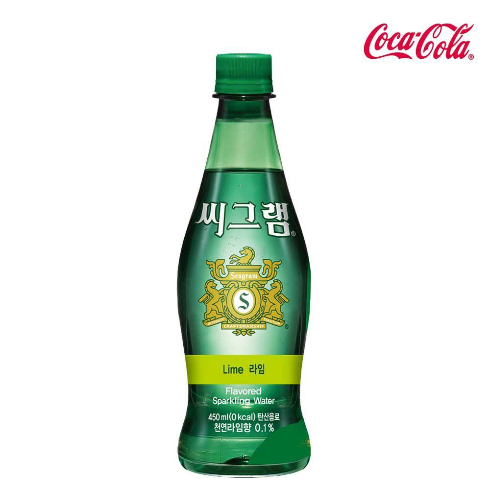 씨그램 라임 350ml x 24개 탄산음료