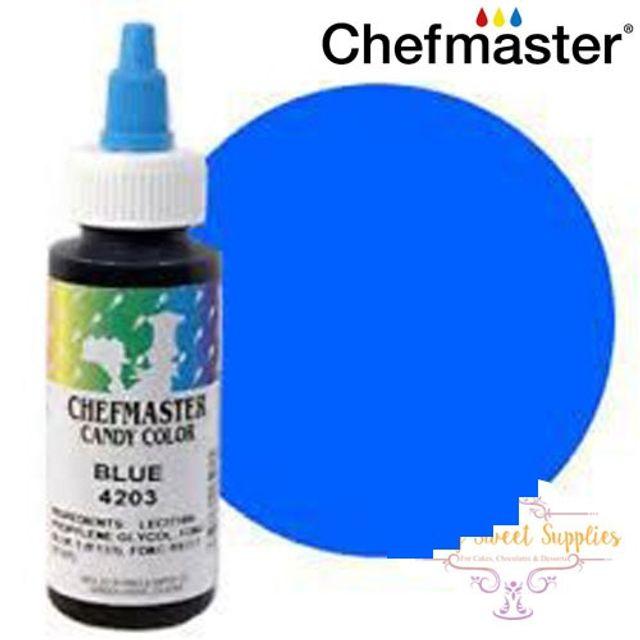 셰프마스터 지용성 식용색소 57g 블루