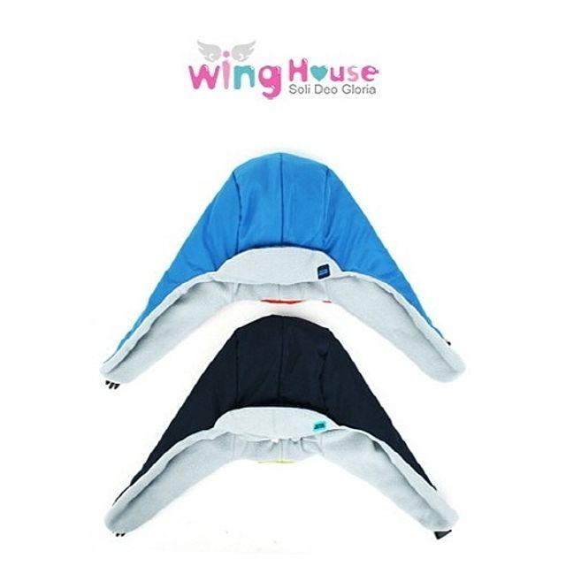 어린이 겨울 모자 WH0199 윙보이즈패딩귀달이