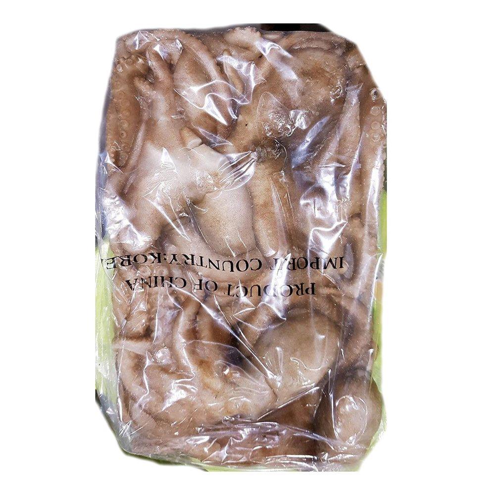 유성마린 활낙지 냉동수산물 850g(4미)