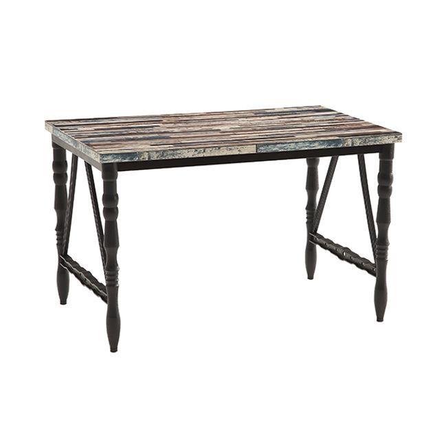 4인 식탁 식당 테이블 빈티지 CB1200 사출 다용도