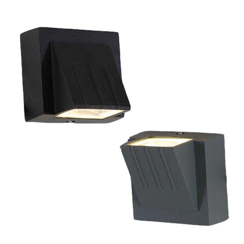 벙커 1등 벽등 LED 5W 모던스타일 벽등