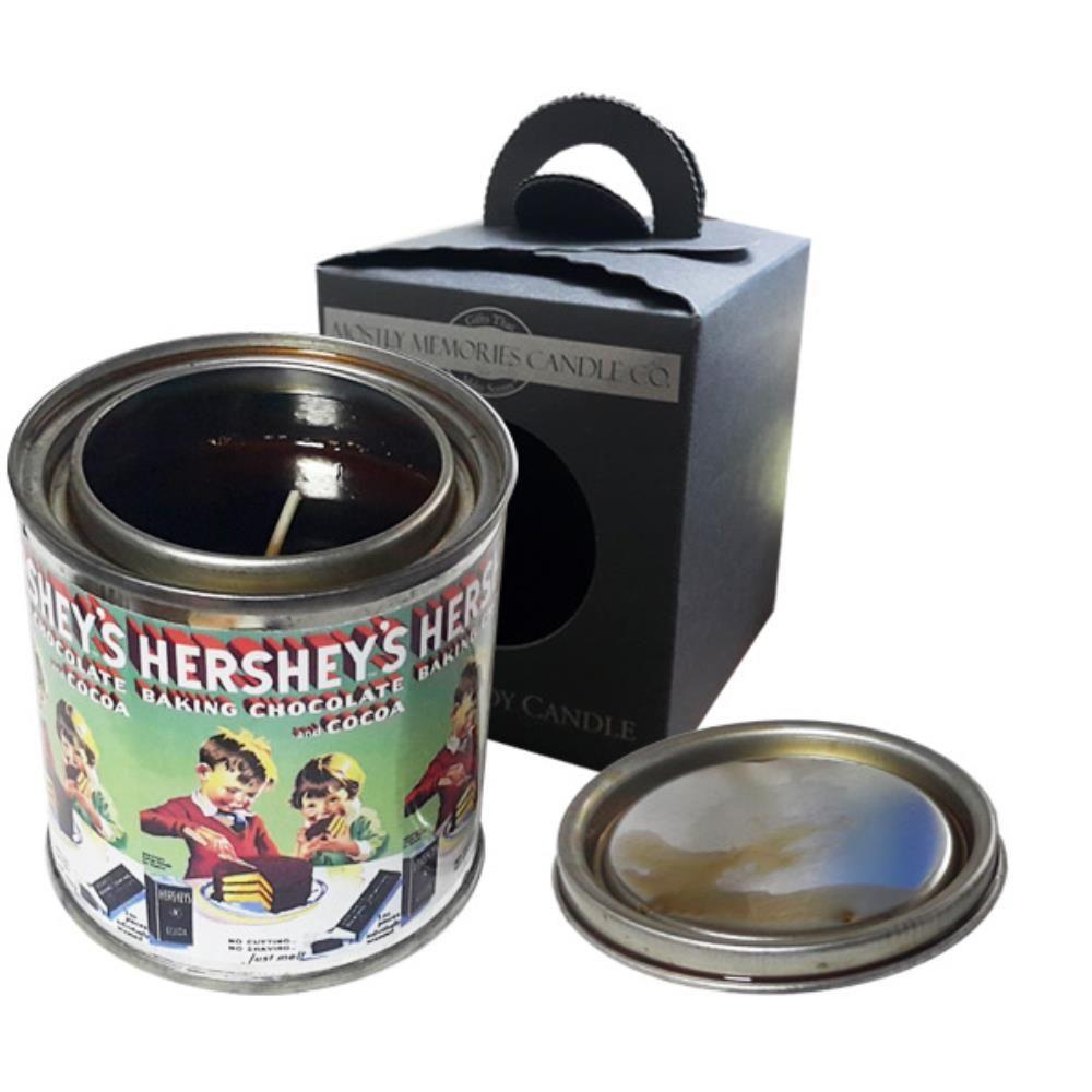 허쉬 초콜릿 빈티지 캔들 향초 선물 캔들세트 대용량