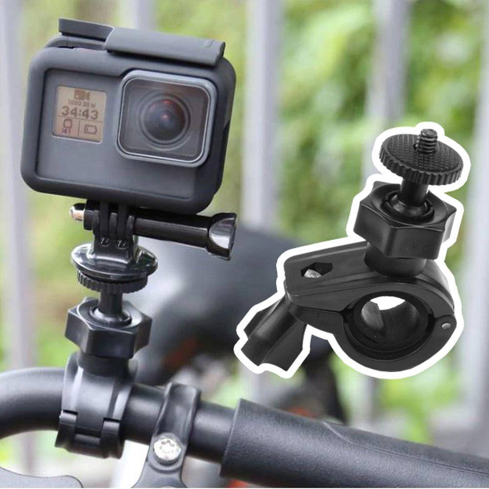 자전거 액션캠 폴 마운트 홀더 고프로 히어로 7 6 5 4 미지아 DSLR 캠코더