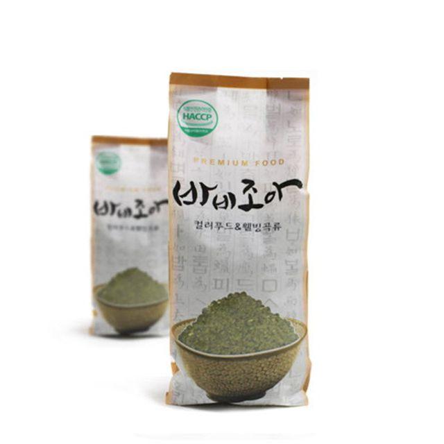 클로렐라 코팅쌀 기능성 천연 컬러미 1kg
