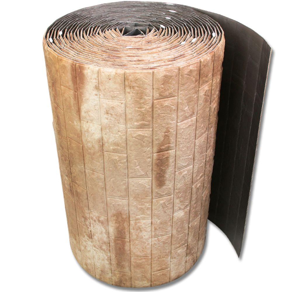 접착식 대형롤 폼블럭 벌크형 카푸치노