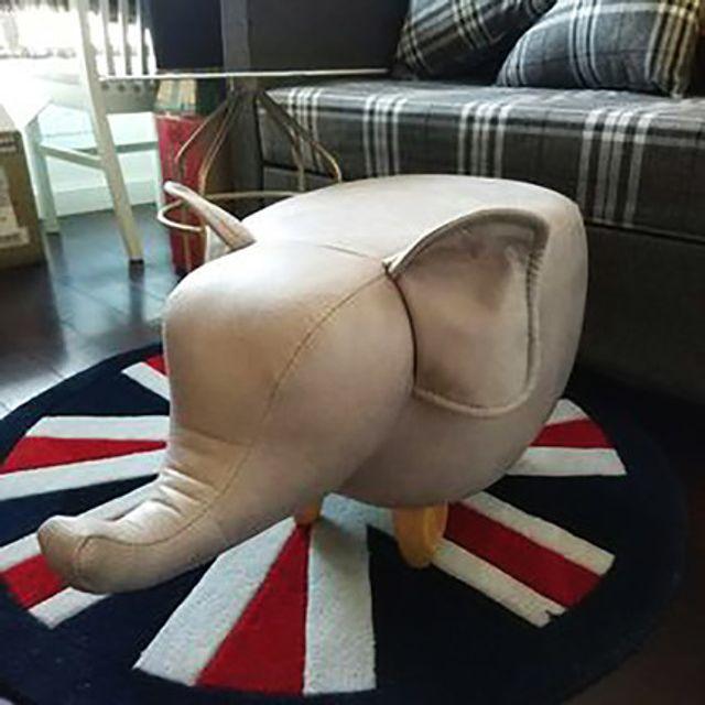 신상 유아동 힘장수 코끼리 의자