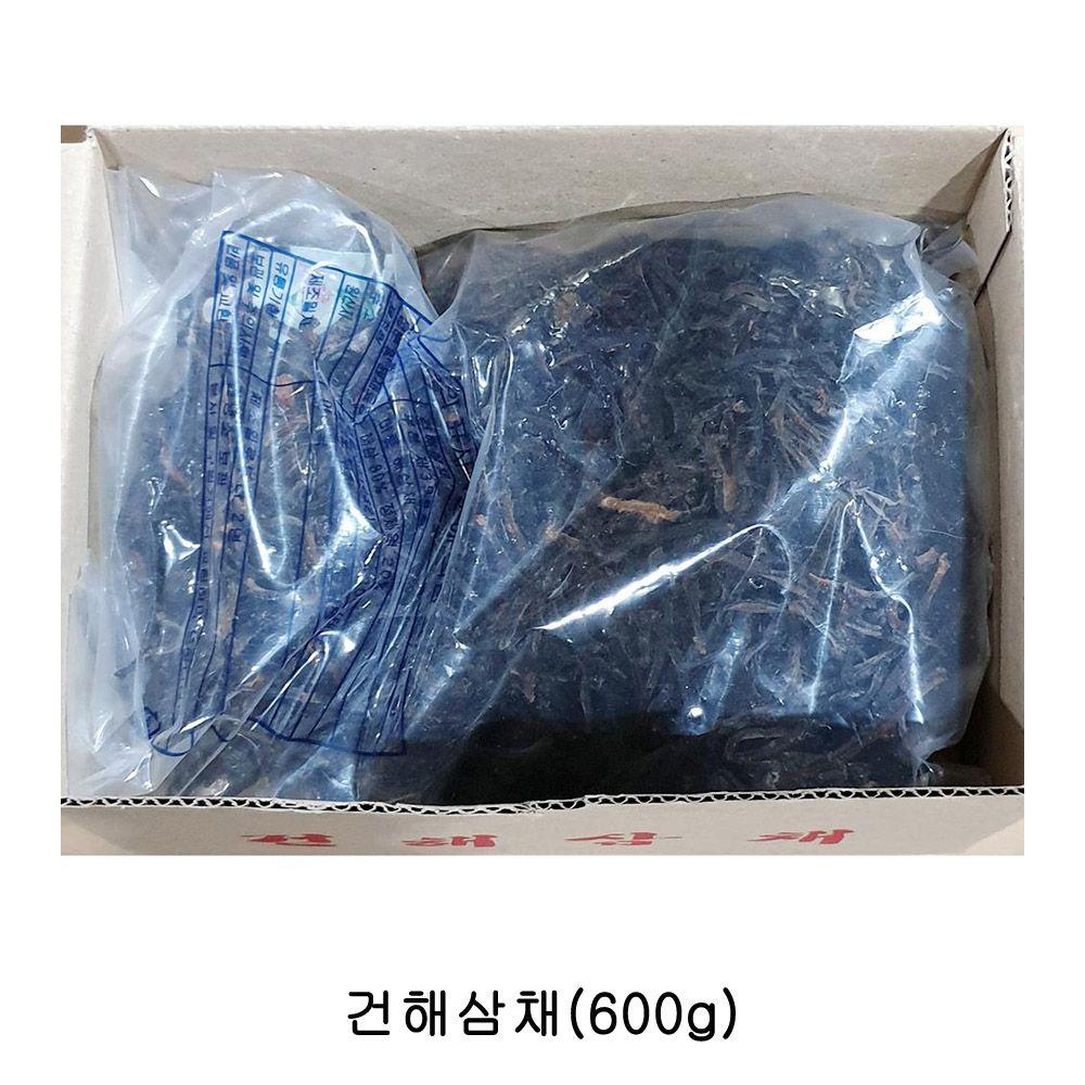 업소용 식자재 건해삼채(600g)