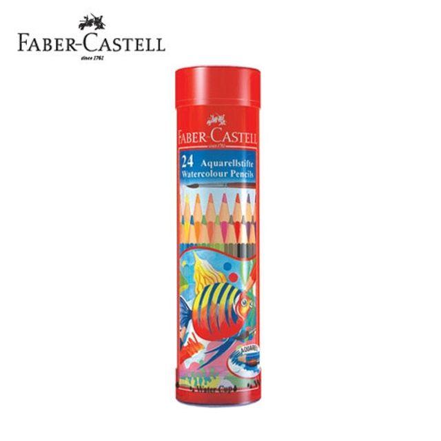 수채색연필 라운드 24색 미술학용품