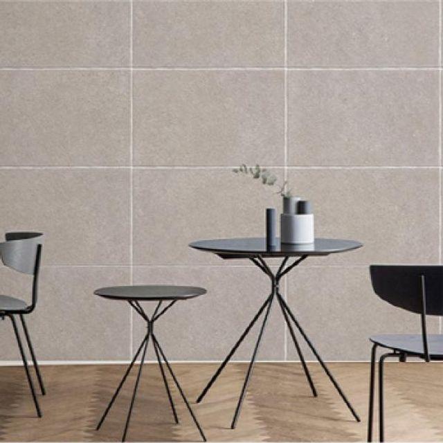인테리어 디자인 풀바른 조각 벽지 60장 노르딕 스톤