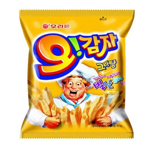 오리온 오감자 감자그라탕 50gx12개입