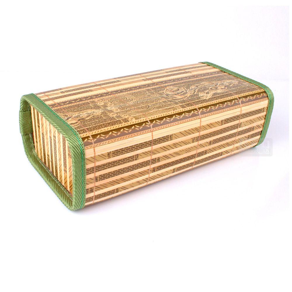 그린 투톤 대나무베개 시원한 기능성베개