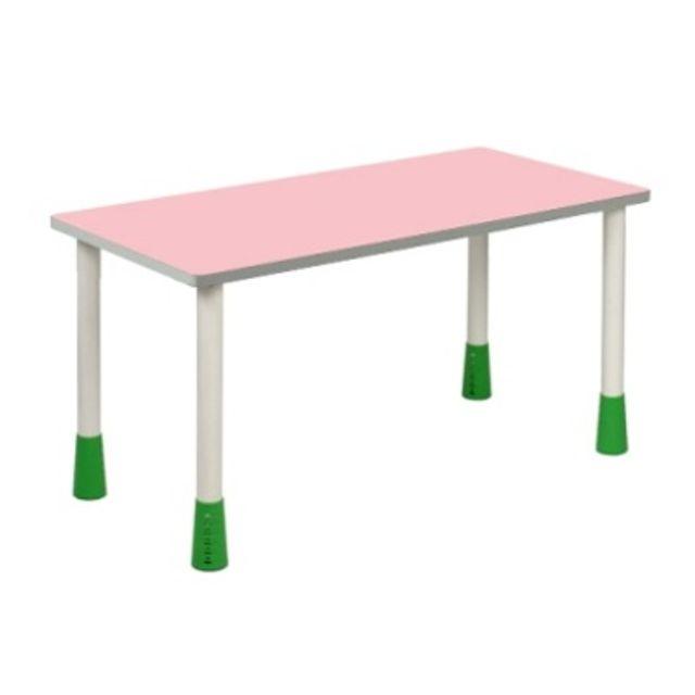 다용도 학원 학교 공부방 책상 테이블 곡면 엣지사각