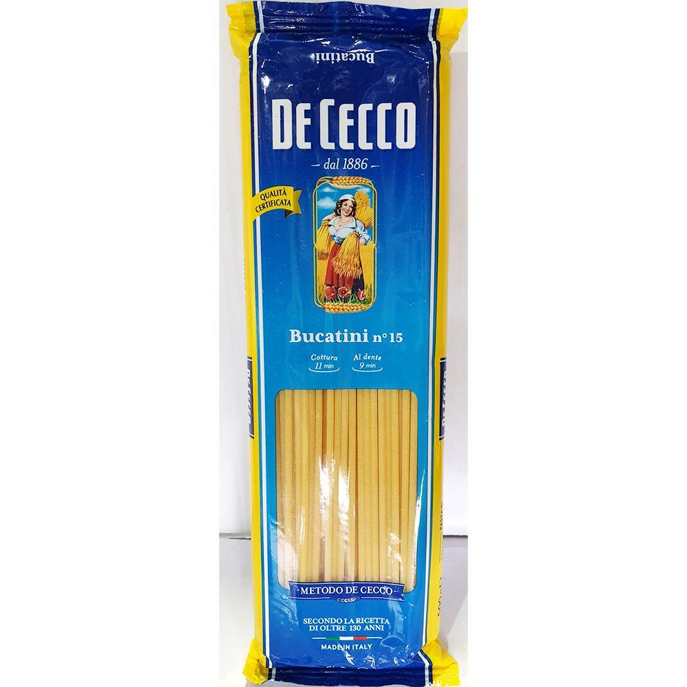 부카티니(데체코 500g) 식당 업소 주방 요리 식재료