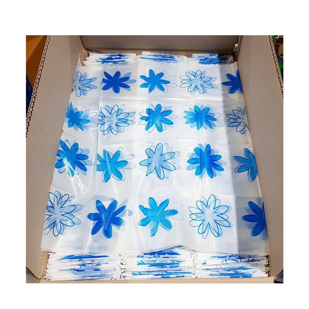 식탁보 솔트리 블루 500입 비닐 위생 덮개 업소용
