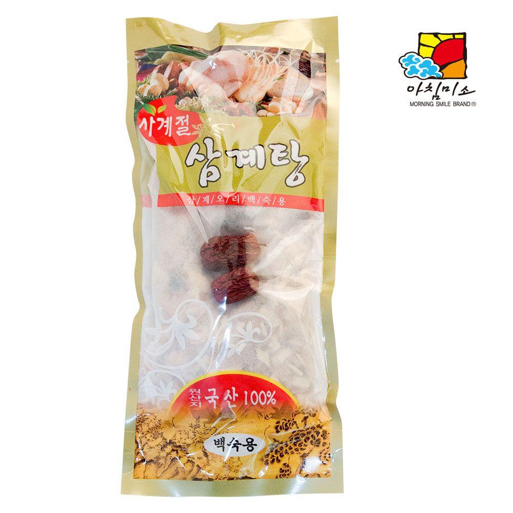 삼계탕재료 10봉 국내산