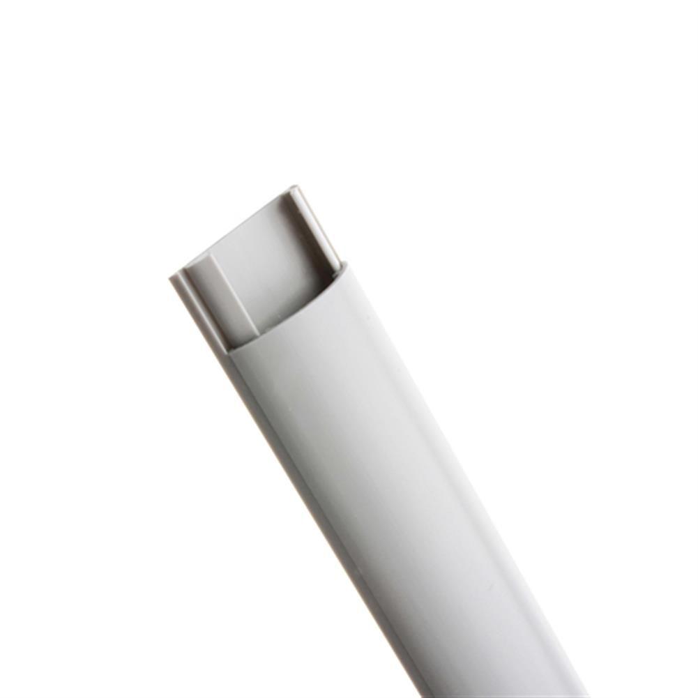 전선몰딩(반달/회색)소(5743)