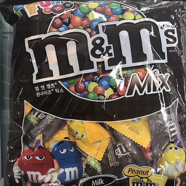 엠앤엠 믹스 초콜릿 펀사이즈 믹스 1.5kg