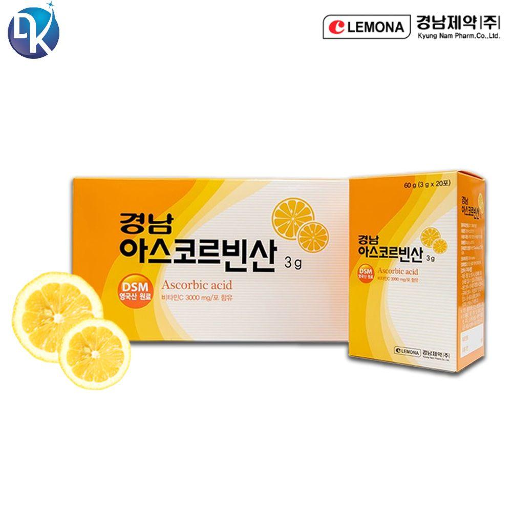 경남제약 아스코르빈산 3g 20포