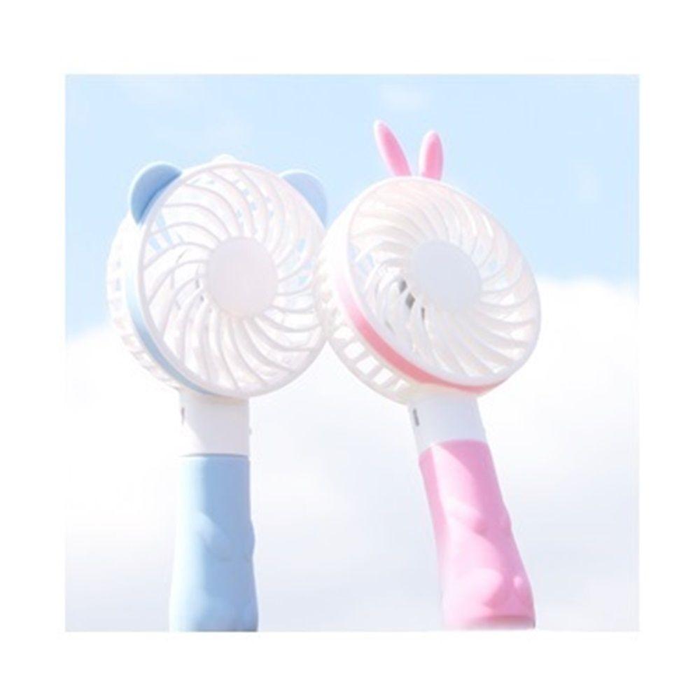 래빗대용량충전핸디선풍기 손선풍기 휴대용선풍기