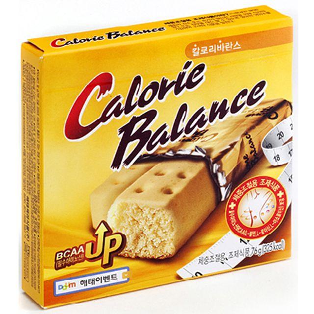 해태 제과 칼로리바란스 치즈맛 1박스(76gx30팩)