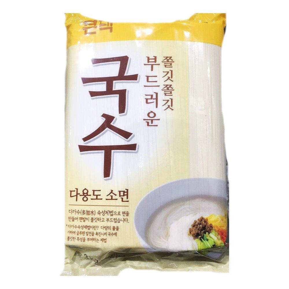 영미산업 잔치 비빔 소면 국수 3Kg