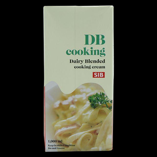 SIB DB 쿠킹 크림 1000ml