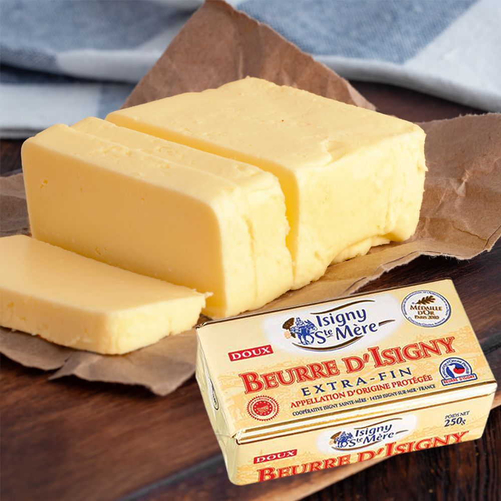 이즈니 무염 브릭 버터 250g