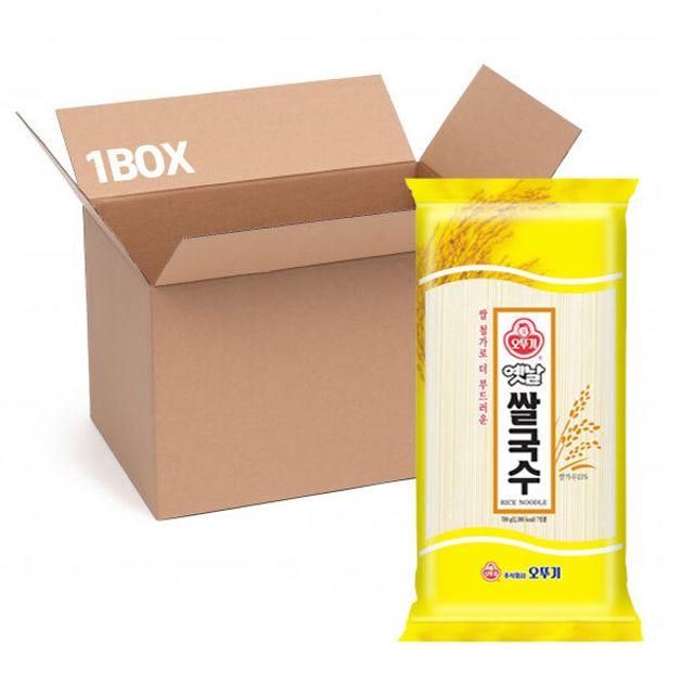 오뚜기 옛날 쌀국수 700g (1box 15입)