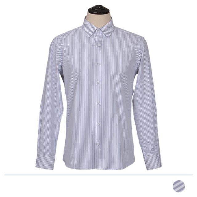 베이직 스프라이트 연회색 셔츠