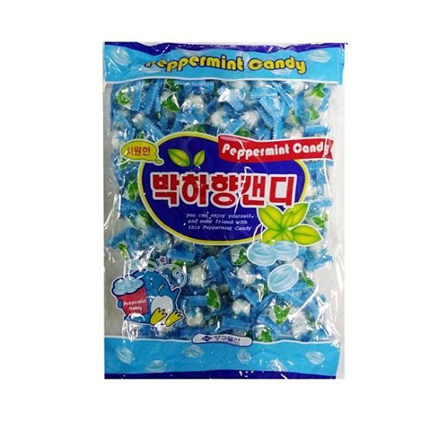 푸드) 양구 박하향캔디(박하사탕.봉지) 700g(8ea)