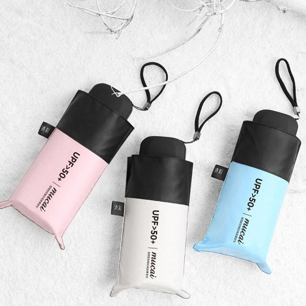 컴팩트 사이즈 초경량 미니 자외선 차단 양산 우산